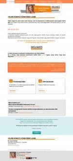 http://drlovasgyongyi.hu/  Weboldal megvalósít - megvalosit.hu Dr. Lovas Gyöngyi oldala weboldal készítés WebsiteX5 programmal