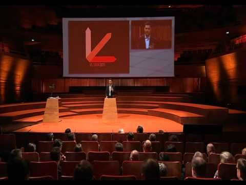 Nikesh Arora at the Danish Top Exec Summit