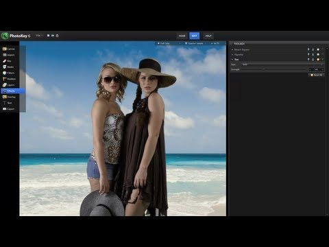 photokey green screen software free