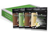 Shakeology Sampler Pack! Try 3 flavors and order your pack today. Retails for 19.95.