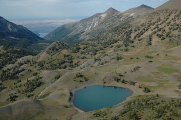 Tenderfoot Trail offers backdoor entry into Eagle Cap Wilderness high country of Wallowa Mountains.