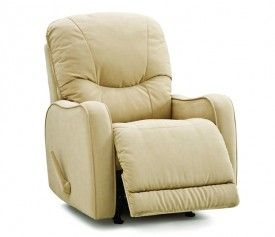 Yates bring about an overstuffed appeal, perfect for lounging in comfort! #Recliner #FathersDay