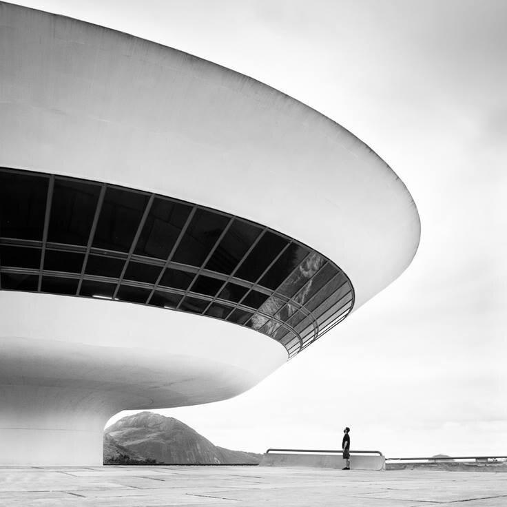 Mac, Oscar Niemeyer, Niteroi - Rio de Janeiro
