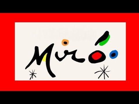Ojos y estrellas... Un cuento surrealista sobre Joan Miró - YouTube