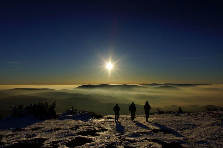 Masyw Śnieżnika, marzec 2014