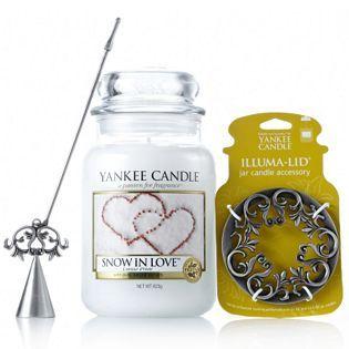 FREE LARGE Yankee Candle + snu...