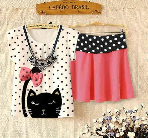 2090-4 setelan kucing polka @43rb Seri isi 2, close PO 16 september, ready Des Order by BB : 27B24069 CALL : 081234284739 SMS : 082245025275 WA : 08813225767 FB : Vanice Cloething Twitter : @VaniceCloething Instagram : Vanice Cloe