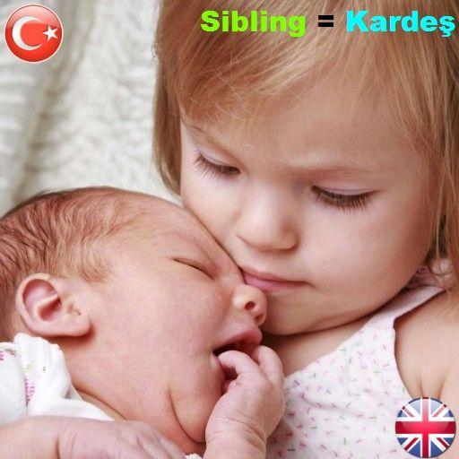 #sibling = #kardes     °•●•°     #okunuşu = sıbling     °•●•°     We are siblings = biz kardeşiz     °•●•°     #wordsenglish #englishwords #englishlearning #teacher #student #study #words #learning #translator #translate #dictionary #ceviri #cevirmen #sozluk #sozcuk #ingilizce #turkce #kelime #phoenixdictionary    