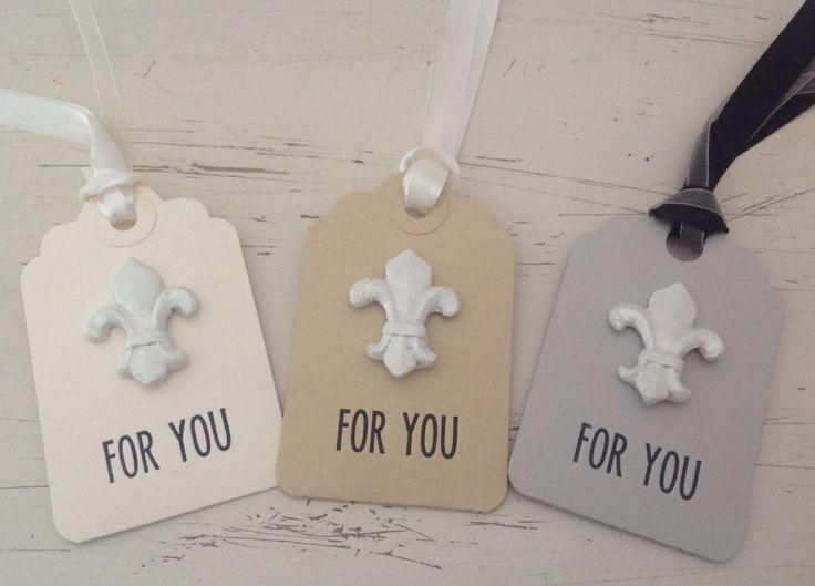 Fleur de lys tags by di aime