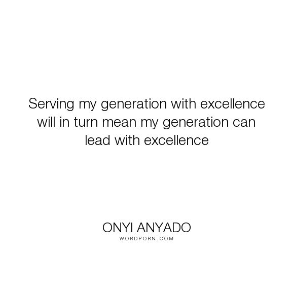 Serving youth quotes