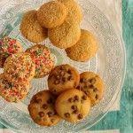 Καταπληκτικά μπισκότα με 3 υλικά - http://idiva.gr/καταπληκτικά-μπισκότα-με-3-υλικά/