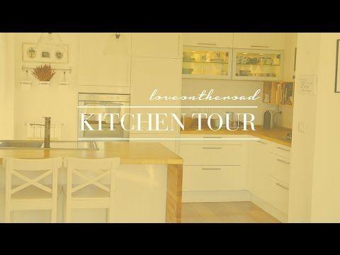KITCHEN TOUR | Organizzazione della cucina