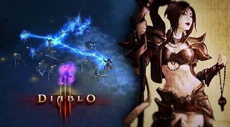 Diablo III - Darkness Falls. Heroes Rise Wizard video