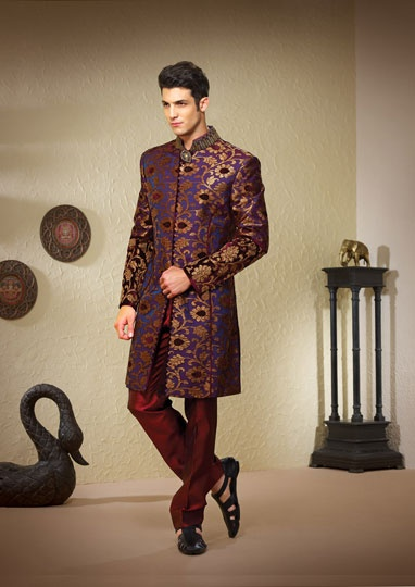 1000  images about Indo-western on Pinterest | Western suits, EDC