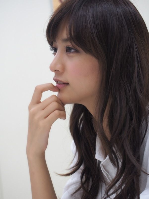 Yamamoto Mizuki (山本美月) 1991-, Japanese Actress
