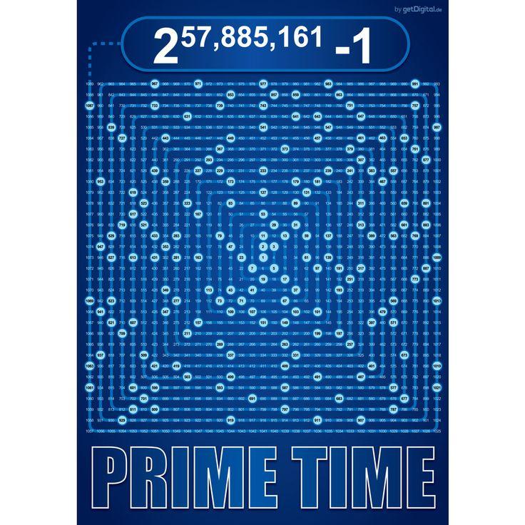 Poster Prime Time | getDigital