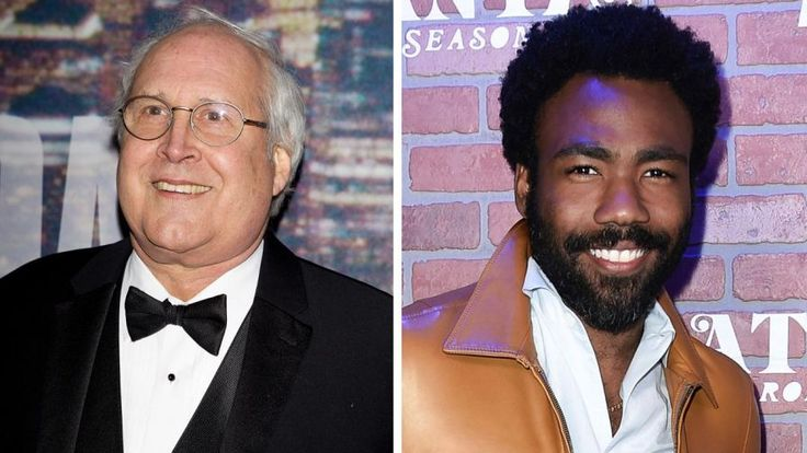 Dan Harmon, the creator of the TV series 'Community,' claims Chevy Chase would make racist jokes directed at Donald Glover while filming the show.