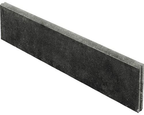Rasenbordstein Anthrazit 100x25x5cm Rasenkantensteine Steine Und Rasen