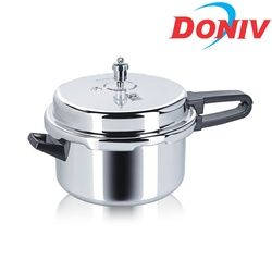 Doniv Aluminium Pressure Cooker Outer Lid 75 Litres - Find pressure cookers online at best prices. Compare price list in India & buy pressure cookers with #InductionBase, #Cooker #PressureCooker top buy #PrestigeCooker, #PigeonCooker, #HawkinsCooker etc. https://youtellme.com/cookware-bakeware/pressure-cookers/doniv-aluminium-pressure-cooker-outer-lid-75-litres/