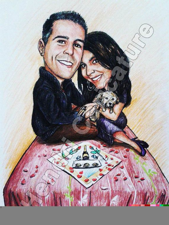 Check out this item in my Etsy shop https://www.etsy.com/listing/246007409/caricature-color
