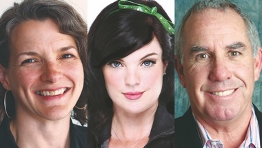 Ask the experts: How can I make my business more enviromentally friendly? Darcy Dobell, Lisa von Sturmer, Bob Chant |