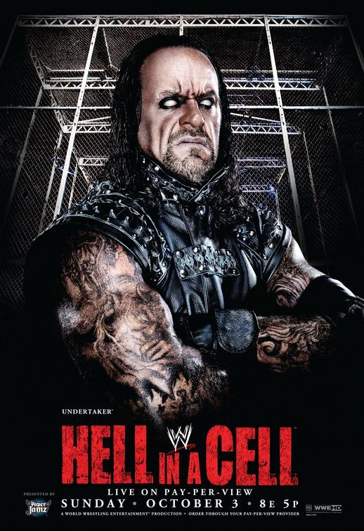 WWE: Hell in a Cell (tv)  ~1eyeJACK~