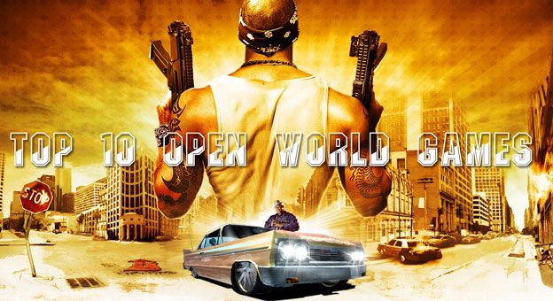 all the games in the world pic | Top 10 Open World Games - Cheat Code Central
