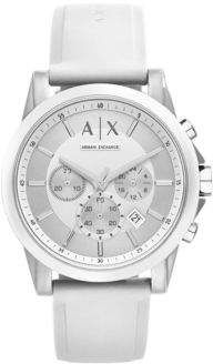 Armani Exchange AX1325 Polished Nylon and Silicone Watch by Armani Exchange http://ift.tt/2EED6qx