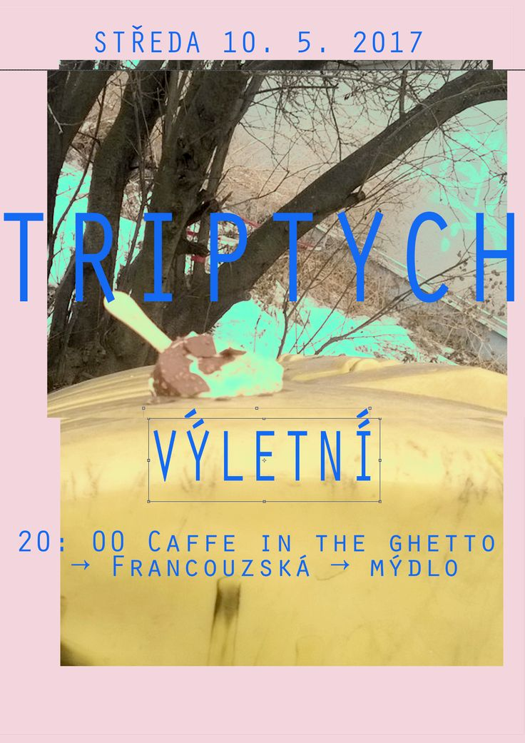 poster for Triptych minifestival