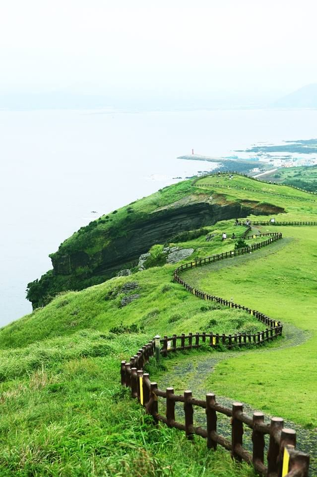 Udo Island, Jeju, South Korea / Amazing Places to Visit