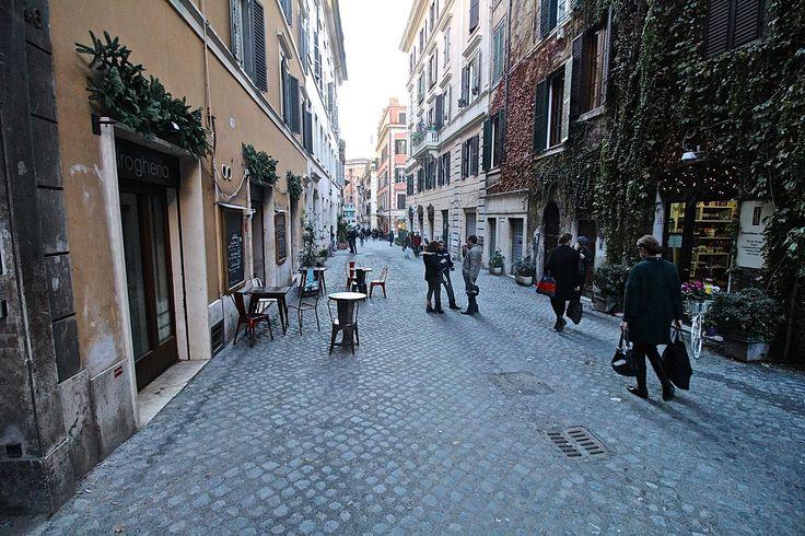 Pedonalizzazione urbana - Comune-info