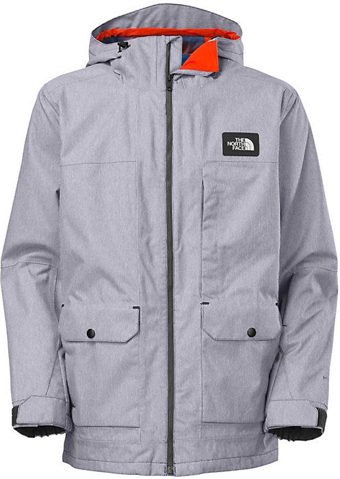 The North Face Tight Ship Jacket - Men's Snowboard Jackets - Men's Snowboarding - Winter 2015/2016 - Christy Sports