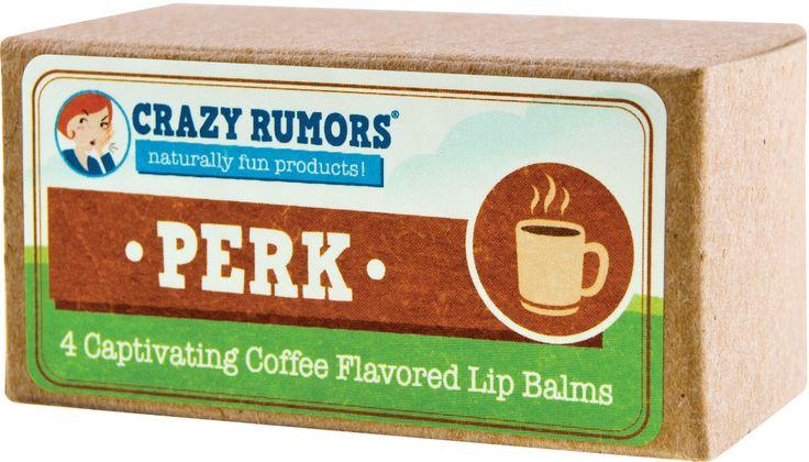 Crazy Rumors Perk Bold Collection