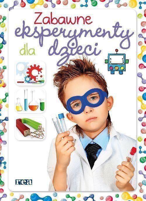 Zabawne eksperymenty dla dzieci - zdjęcie 1