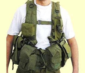 Commando Harness | Tactical gear TA-50 | Pinterest ...