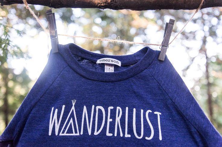 *Wanderlust*... Always wander.
