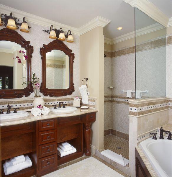 villa sundown vacation villa rental in discovery bay jamaica - Bathroom Designs Jamaica