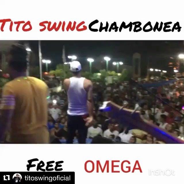 #Repost @titoswingoficial  Homenaje a fuerte #omega. #freeomega.  #mambo.   #elfuerte  te deceo fuerza conformidad y sobre paz la que solo dios  nos da !!!!