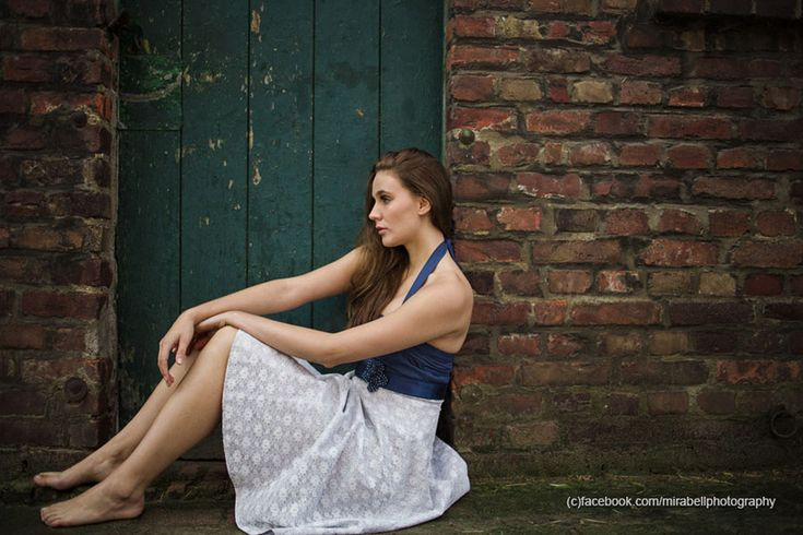 * Maggie * Kleid mit Spitze von three-quarters auf DaWanda.com