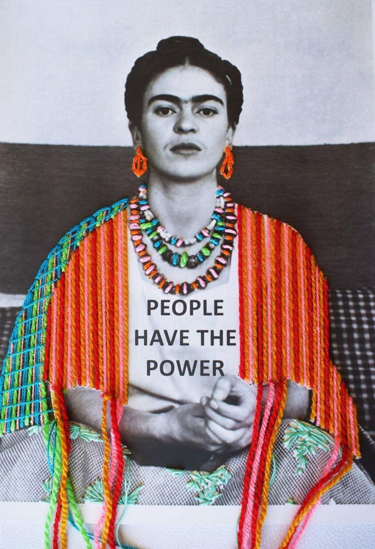 People Have the Power / Victoria Villasana