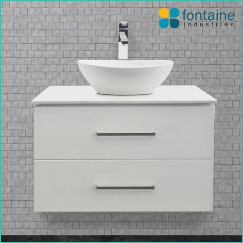 From $429.00 Omega 750 | Fontaine Industries. Installed Size: 750mmW x 460mmD x 620mmH