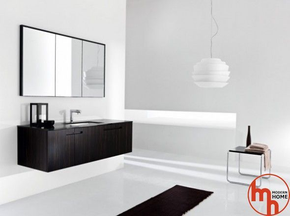 Зеркало для ванной комнаты Италия Milldue - BLOCK фото №1