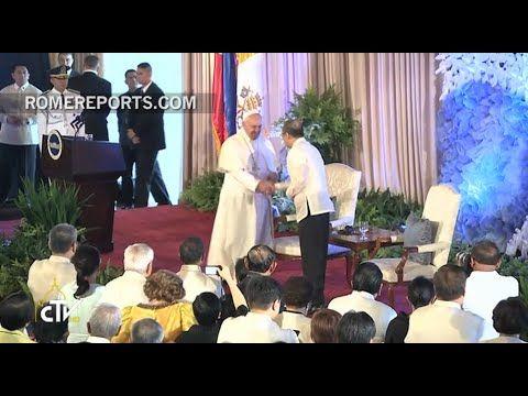 Papa a autoridades filipinas: Hay que defender el derecho a la vida de los no nacidos