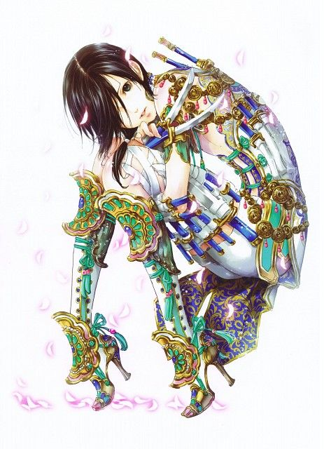 Green Glass, Adekan, GOKUSAISYONEN adekan illustration works 2010-2012, Shiro Yoshiwara