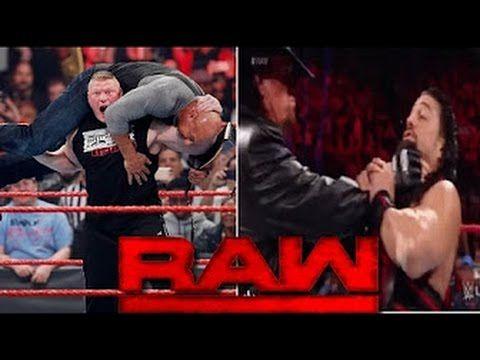 WWE RAW 6th March 2017 Highlights - Monday Night RAW 6/3/17 Highlights