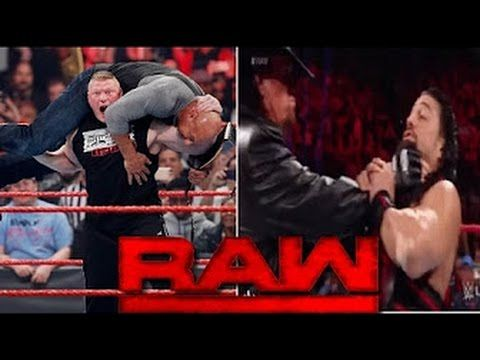 WWE RAW 6th March 2017 Highlights - Monday Night RAW 6/3/17 Highlights