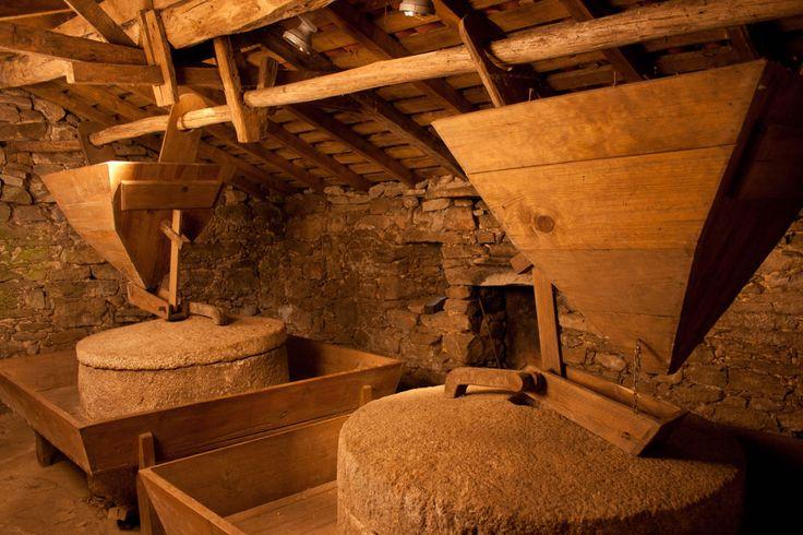 Interior Batáns de Mosquetín