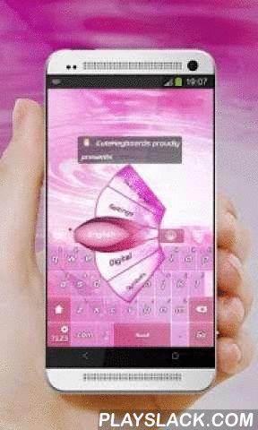 """Dynamic Pink GO Keyboard  Android App - playslack.com ,  Dit is de GO Keyboard """"Dynamic Pink"""" thema door CuteKeyboards.Dynamische Pink.Het beste deel in het proces van de schepping is het vinden van een vindingrijke inspiratie, en in dit geval bloemknop, roos en lelie maakte deze paarse grijze huid er aantrekkelijk!Liefde gij de roos, maar laat het op zijn stam.Licht mauve is bekend dat elegantie inspireren, dus dit GO Keyboard is echt bijzonder, omdat wordt meestal gekleurd in haar…"""