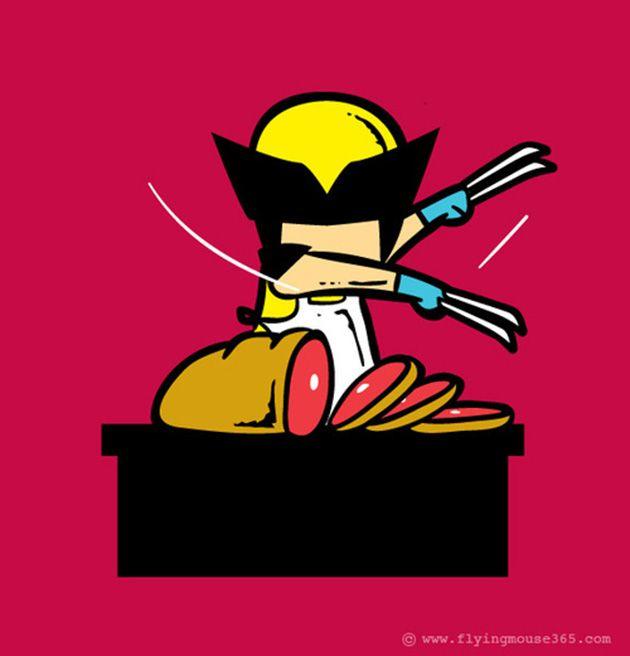 Wolverine jam