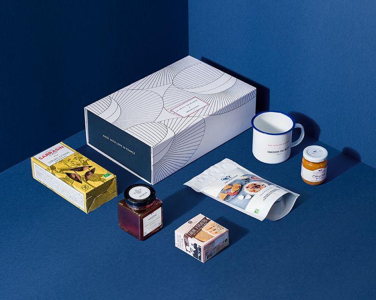 [Maison du Bon Petit déjeuner Gift box] Present / Cadeau / プレゼント / 引き出物 / 結婚式 / お中元 / お歳暮 / 母の日 / ウェディング / お返し / 送別品/Wedding/パッケージ/フランス/パリ/France/Paris/Pacage/ギフトセット